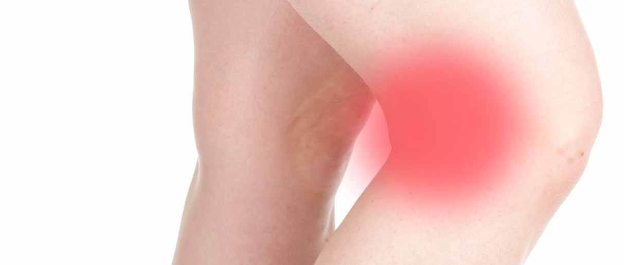 Пристеночный тромбоз подколенной вены