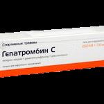 Гепатромбин c от варикоза